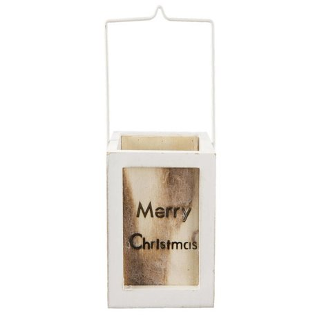 Waxinelichthouder Merry Christmas | 6H1627 | Clayre & Eef