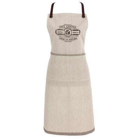 Keukenschort 70*85 cm Beige | BFC41 | Clayre & Eef