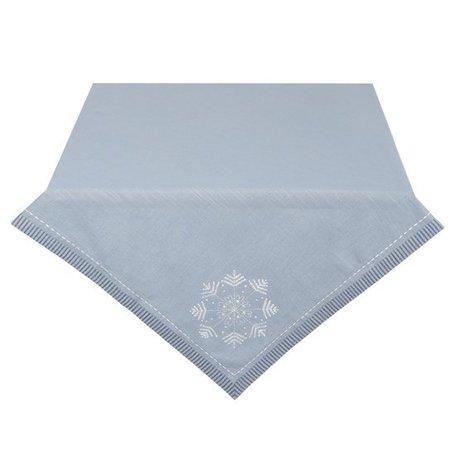 Tafelkleed 150*150 cm Blauw | WIW15 | Clayre & Eef