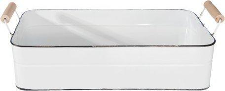 Metalen schaal 57 x26 x 18 cm | 6Y2692 L | Clayre & Eef