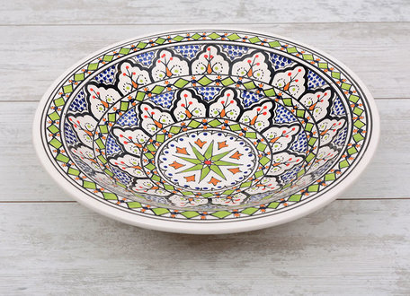 Salade schaal Azis Ø 35 cm | SOR.AZ.35 | Dishes & Deco