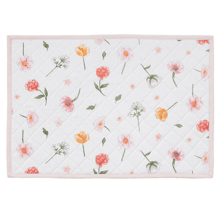 Placemat (6) 48*33 cm Wit | ASD40 | Clayre & Eef