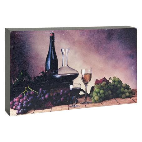 Schilderij 25*4*15 cm Multi | 62516 | Clayre & Eef