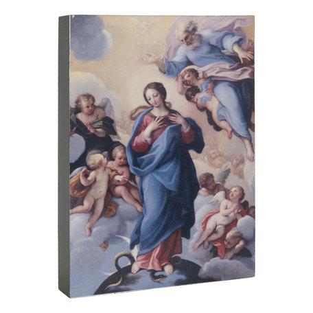 Decoratie 18*4*25 cm Blauw | 62517 | Clayre & Eef