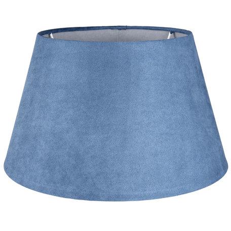 Lampenkap ø 30*18 cm Blauw | 6LAK0441L | Clayre & Eef