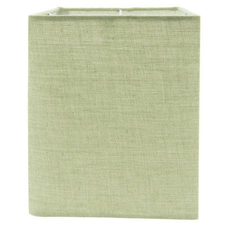 Lampenkap 14*14*18 cm / E27 Groen | 6LAK0443GR | Clayre & Eef
