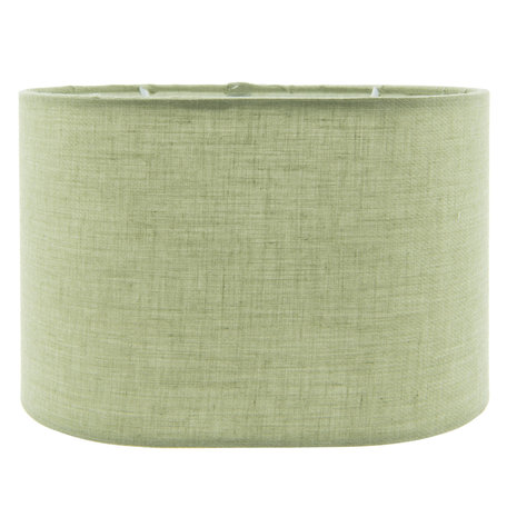Lampenkap 20*13*13 cm / E27 Groen | 6LAK0444GR | Clayre & Eef