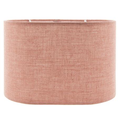 Lampenkap 20*13*13 cm Rood | 6LAK0444R | Clayre & Eef