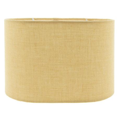 Lampenkap 20*13*13 cm Geel | 6LAK0444Y | Clayre & Eef