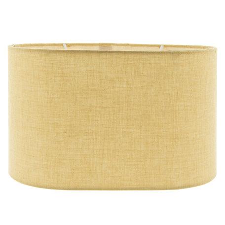 Lampenkap 25*15*15 cm Geel | 6LAK0445Y | Clayre & Eef