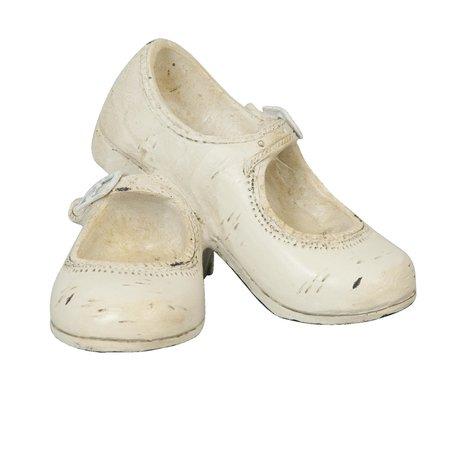 Decoratie schoenen 12*10*8 cm Meerkleurig | 6PR0286 | Clayre & Eef