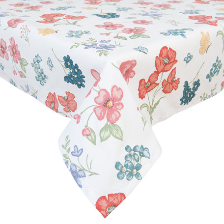 Tafelkleed 100*100 cm Multi | FF01 | Clayre & Eef