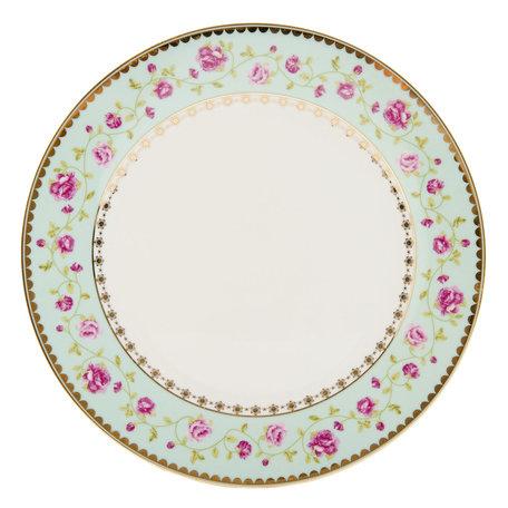 Groot bord ø 26 cm Pink | GRFP | Clayre & Eef