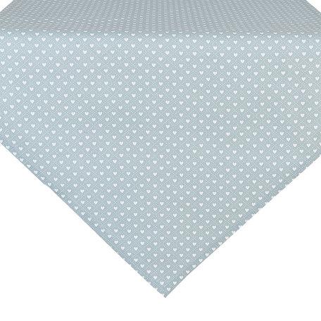 Tafelloper 50*160 cm Creme | ISL65 | Clayre & Eef