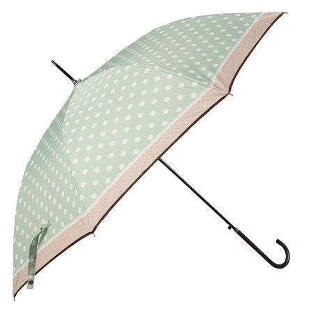 Paraplu ø 98*55 cm Groen | JZUM0007GR | Clayre & Eef