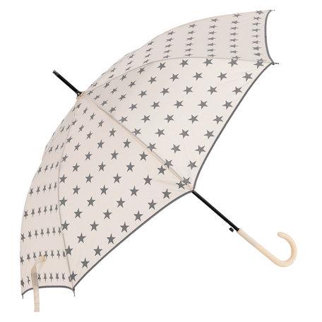 Paraplu ø 98*55 cm Wit | JZUM0012BE | Clayre & Eef