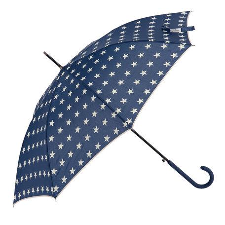 Paraplu ø 98*55 cm Blauw | JZUM0012BL | Clayre & Eef