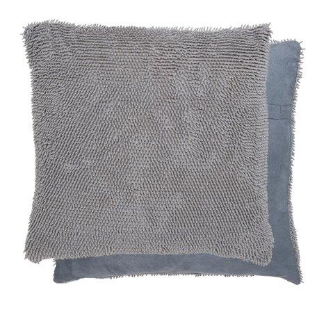 Kussenhoes 45*45 cm Grijs | KT021.079 | Clayre & Eef