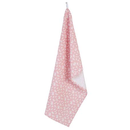 Keukendoek 50*85 cm Pink | LBF42 | Clayre & Eef