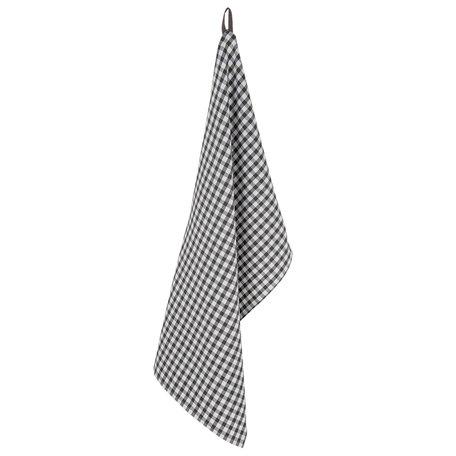 Keukendoek 50*85 cm Grijs | LIF42C-2 | Clayre & Eef