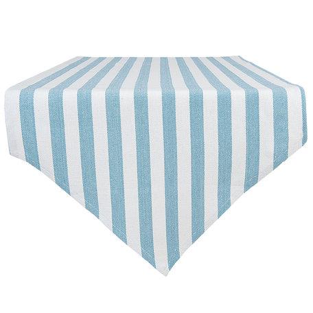 Tafelloper 50*160 cm Blauw | SES65BL | Clayre & Eef