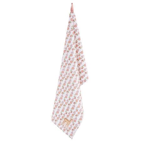 Keukendoek 50*85 cm Pink | SWD42C-1 | Clayre & Eef