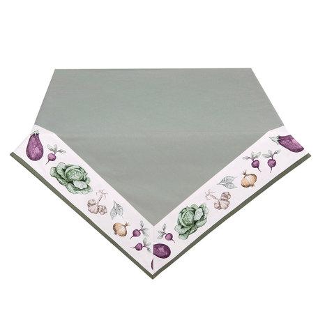 Tafelkleed 100*100 cm Meerkleurig | TKG01 | Clayre & Eef