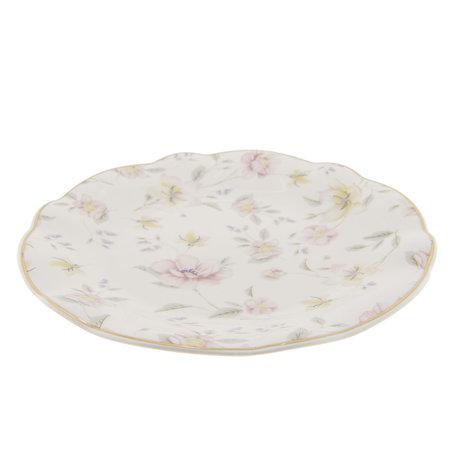Klein bord ø 19*2 cm Multi | TWFDP | Clayre & Eef