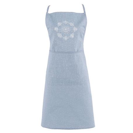 Keukenschort 70*85 cm Blauw | WIW41 | Clayre & Eef