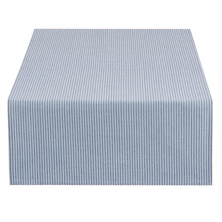 Tafelloper 50*140 cm Blauw | WIW64 | Clayre & Eef