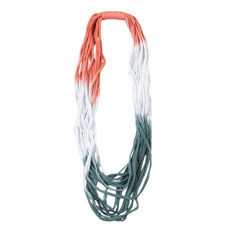 Sjaal  Groen | JZSC0108GR | Clayre & Eef