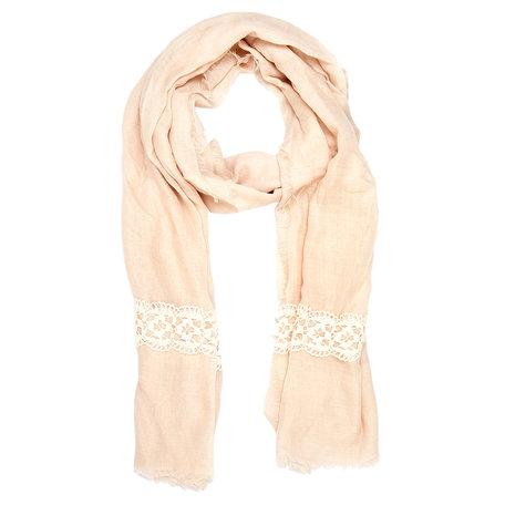 Sjaal 70*180 cm Beige | JZSC0160KH | Clayre & Eef