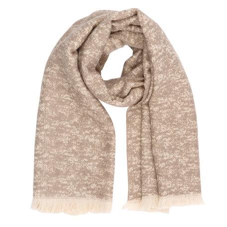 Sjaal 65*185 cm Beige | JZSC0226BE | Clayre & Eef