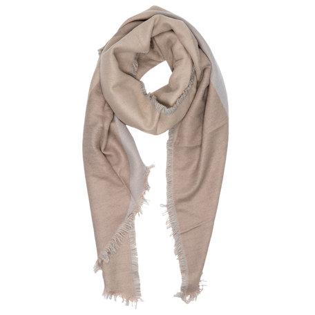Sjaal 65*180 cm Beige | JZSC0254BE | Clayre & Eef