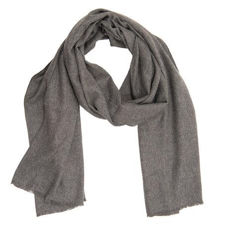 Sjaal 90*180 cm Grijs | JZSC0257DG | Clayre & Eef