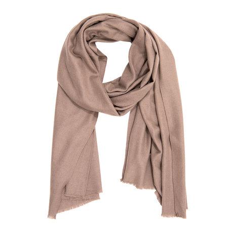 Sjaal 90*180 cm Beige | JZSC0257KH | Clayre & Eef