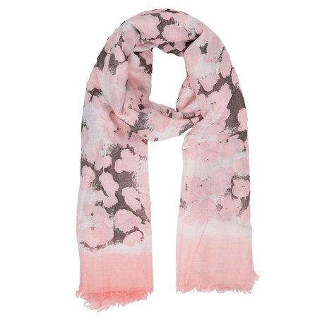 Sjaal 90*175 cm Roze | JZSC0294P | Clayre & Eef