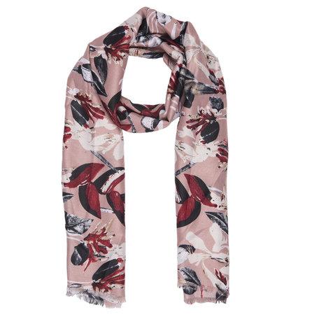 Sjaal 80*180 cm Roze | JZSC0353P | Clayre & Eef