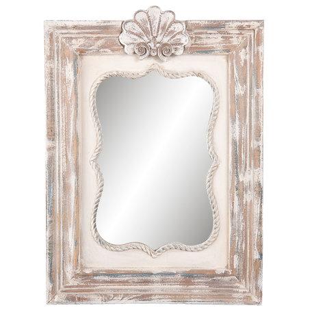 Spiegel 46*5*63 cm Natuur   52S131   Clayre & Eef