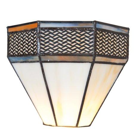 Lampenkap ø 17*14 cm Geel | 5LL-5819 | Clayre & Eef