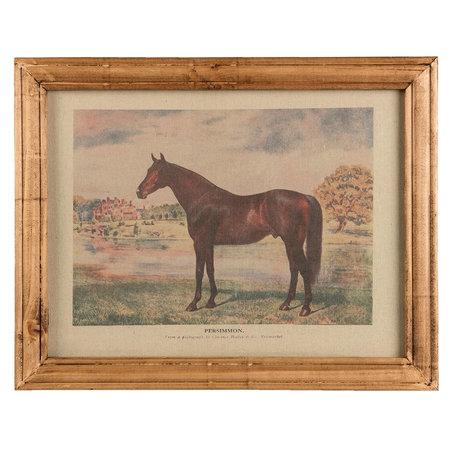 Schilderij 46*2*36 cm Bruin | 63869 | Clayre & Eef