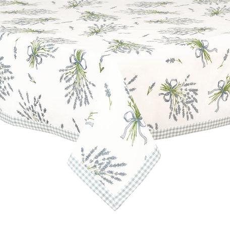 Tafelkleed 130*180 cm Licht aubergine | BDL03 | Clayre & Eef