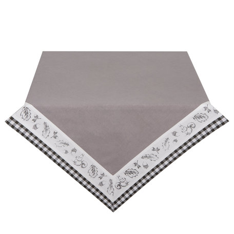 Tafelkleed 150*250 cm Grijs | LIF05 | Clayre & Eef