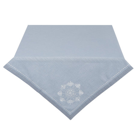 Tafelkleed 130*180 cm Blauw | WIW03 | Clayre & Eef