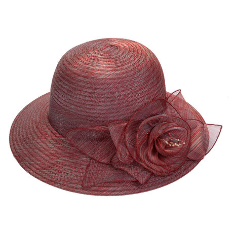 Hoed  Rood   MLHAT0050R   Clayre & Eef