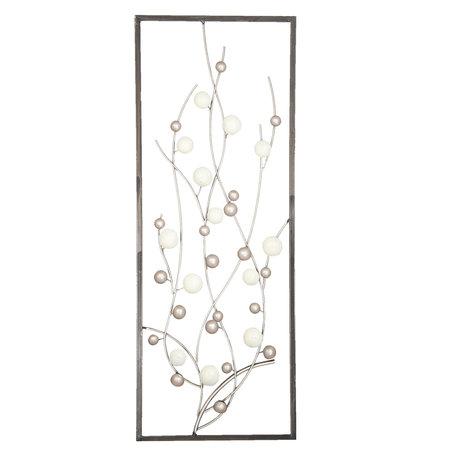 Wanddecoratie fantasie 29*3*74 cm Bruin | 5Y0483 | Clayre & Eef