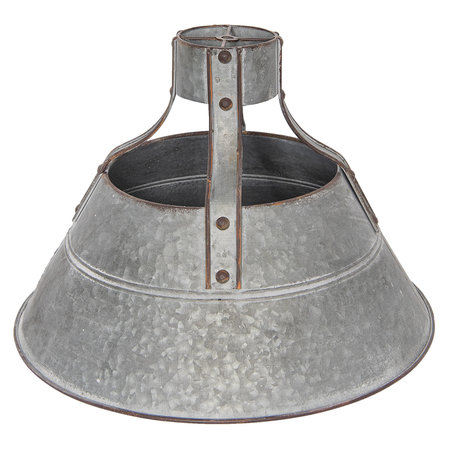 Lampenkap ø 45*35 cm Koperkleurig | 6LAK0448 | Clayre & Eef