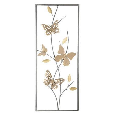 Wanddecoratie 25*3*61 cm Multi | 6Y2948 | Clayre & Eef
