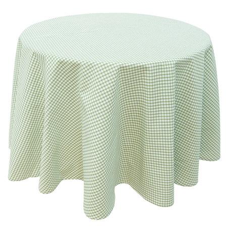 Tafelkleed ø 170 cm Groen | OLG07GR | Clayre & Eef