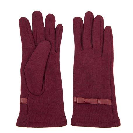 Handschoenen  Rood | JZGL0004BU | Clayre & Eef
